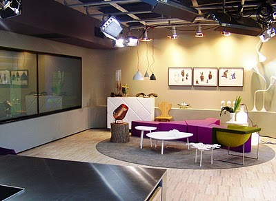 Set of Expresso morning TV show