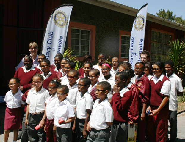 At the end of today we had 31 happy learners looking to the future with a new vision to life.