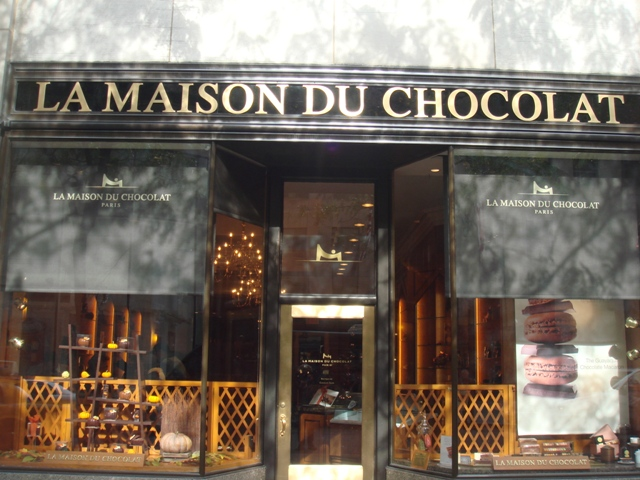 La Maison Du Choclat in Manhattan, New York