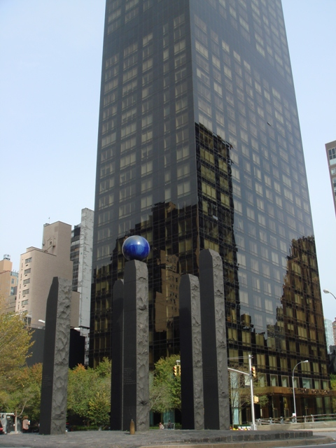 Trump World Tower in New York