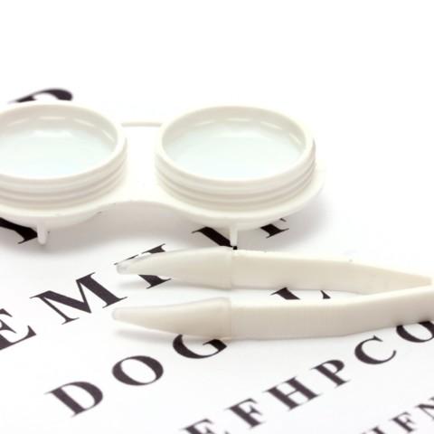Piggyback Contact Lenses