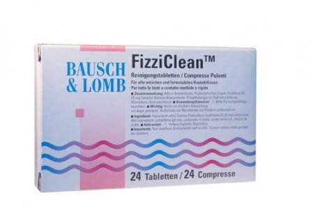 B&L FizzyClean Tablets