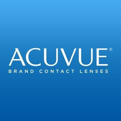 Acuvue contact lenses logo